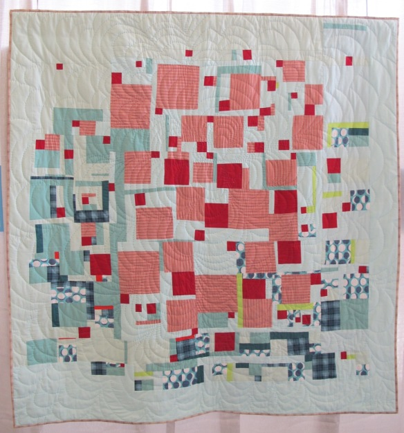 Floating Squares No. 2 - Based on a Score by Sherri Lynn Wood by Maritza Soto