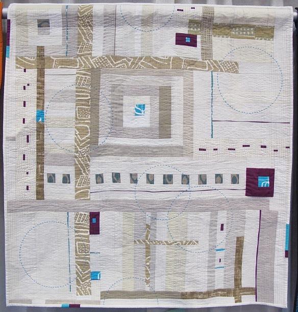 Linen Crossings by Irelle Beatie