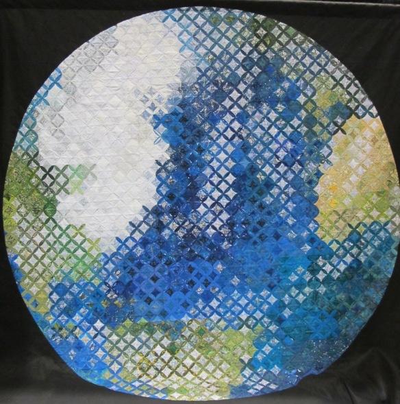 The Globe-Hayabusa Shot by Kimiko Ukai