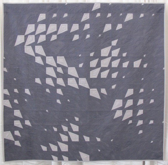 Dowie by Emily Cier, quilted by Angela Walters