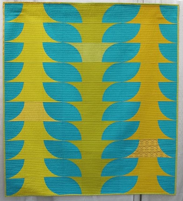 Flounce by Melanie Tuazon
