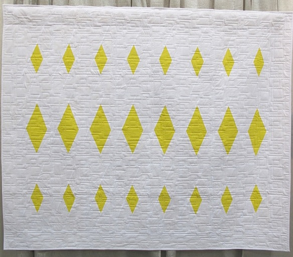 Citron by Carcie Kantor, quilted by Jeanell Murphy