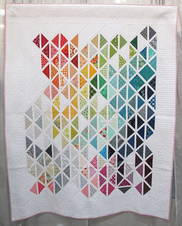 Piece 12 by Lissa Alexander, quilted by Maggi Honeyman