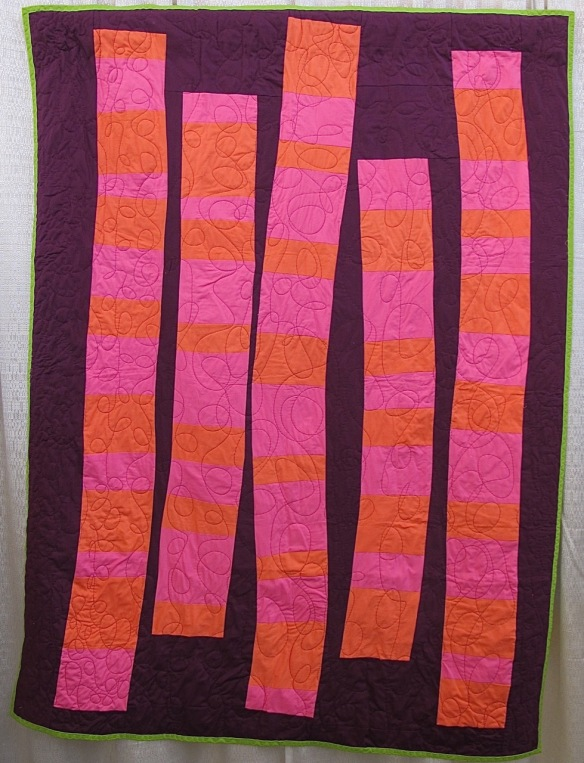 This is my Quilt by Lulu McMahon