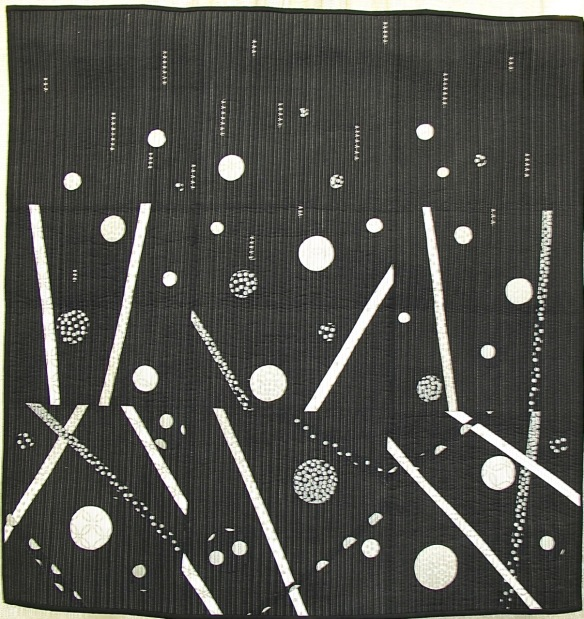 """Moonlit"" Sticks and Stones by Deborah Ross"