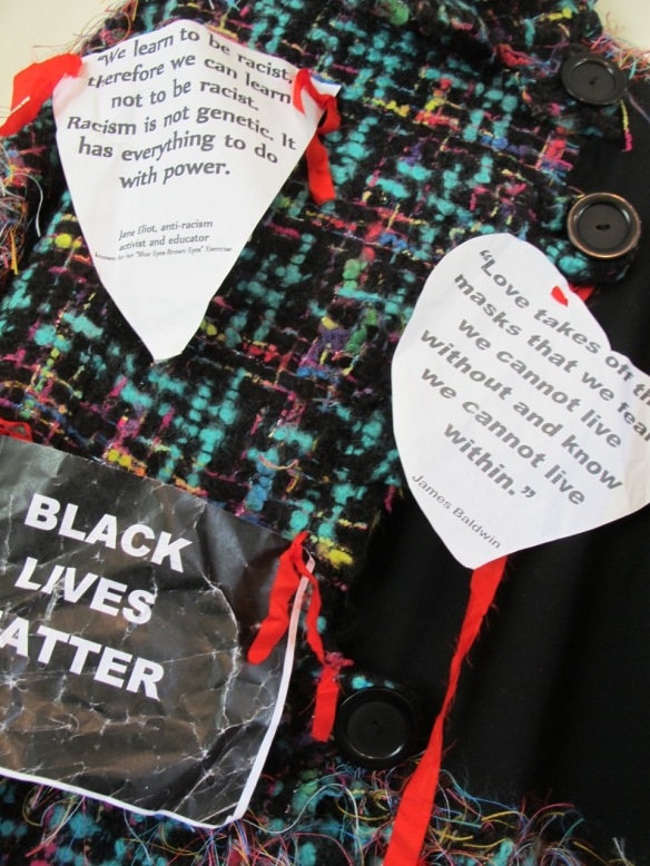 Black Lives Matter by Elizabeth Jerde