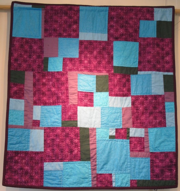 Improv Squares by Cathy Roha