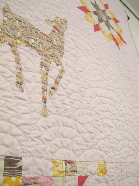 Quilt for Lily V by Terri Carpenter
