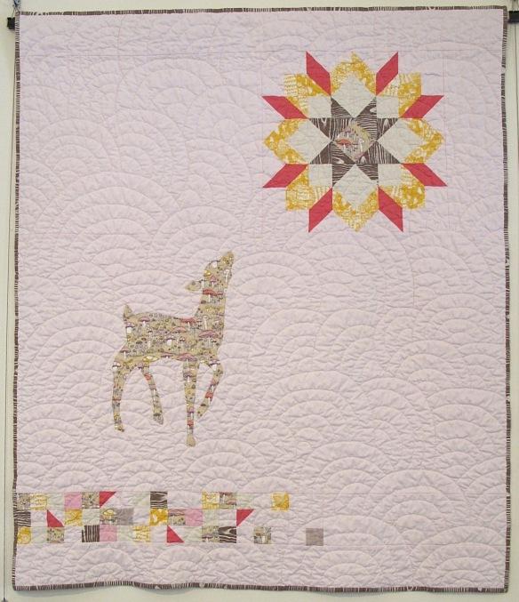Quilt for Lily V by Terri Carpenter