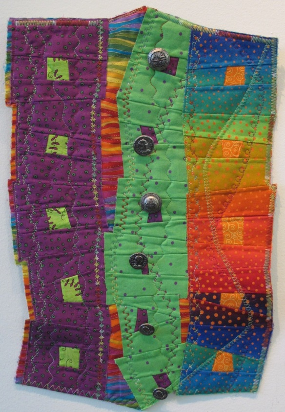 Vest-atude by Dolores Vitero Presley