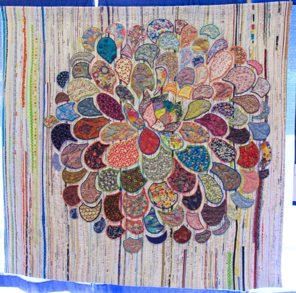 Give me Liberty by Pati Fried, quilting by Kerry Reed