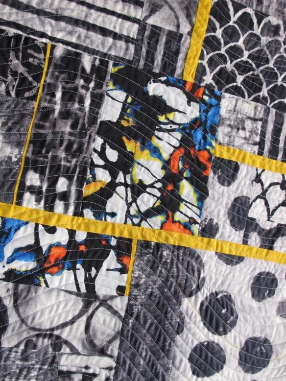 Gridlock at Sundown by Cathy Miranker