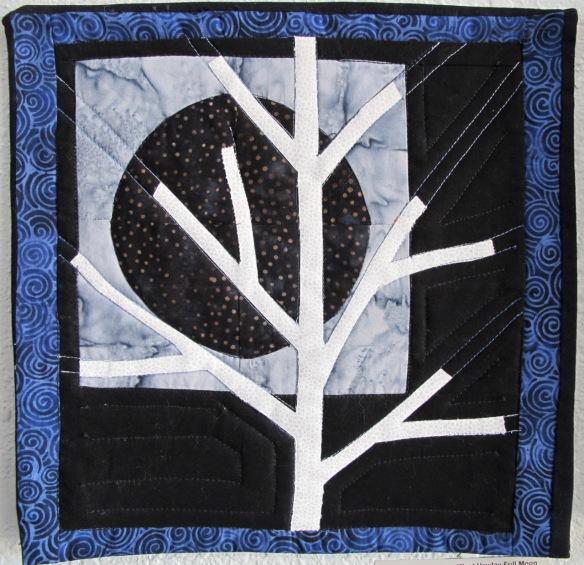 West Hawley Full Moon by Julie Oyle