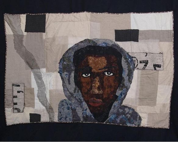 Trayvon, Rest in Power by Sara Trail