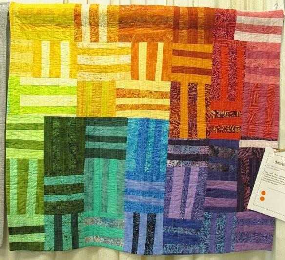 Rainbow Squared by Dianne McCutcheon