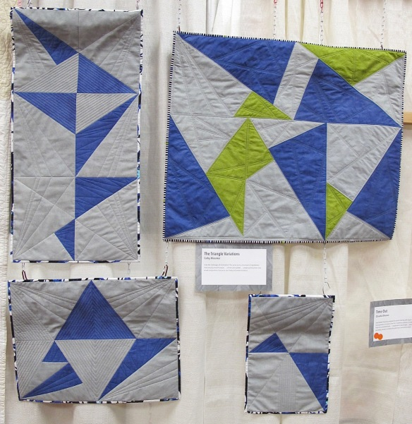 The Triangle Variations by Cathy Miranker
