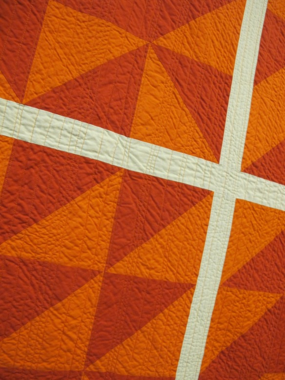 Tomato & Tangerine by Lorraine Woodruff-Long