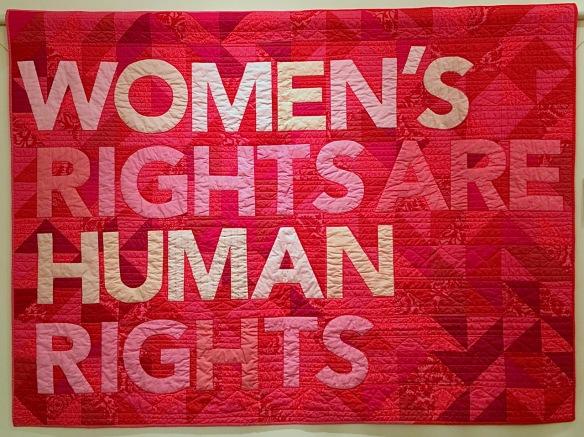 #feministquilt by Darci Read Alexis