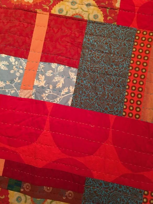 Maya's Quilt by Kathy Grady