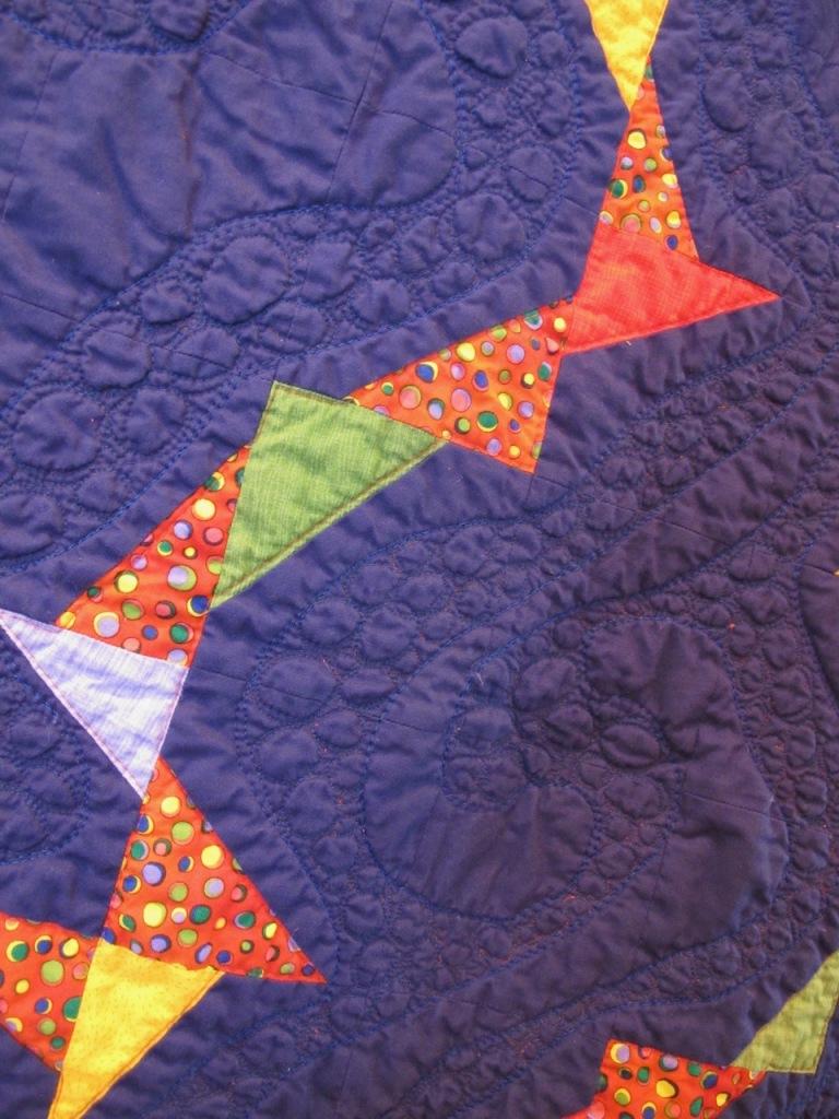 Spiky Swirls by Cathy Roha
