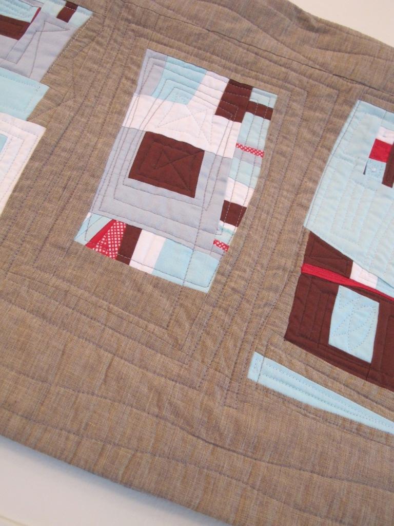 The Jean Wells Quilt by Alison Schmidt